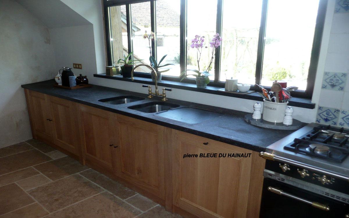 Plan de cuisine : optez pour le granit avec la Marbrerie VAUX